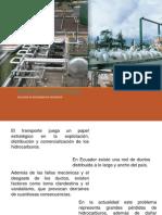 Transporte de Hidrocarburos Ecuador
