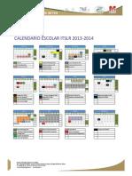 Calendario Docente 2014 (5)