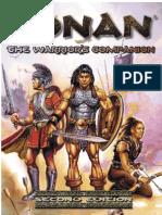 MGP7816 - The Warrior's Companion