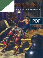 MGP7708 - Shadizar - City of Wickedness