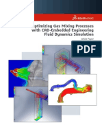 Wp Flow Simulation Gas Mixing