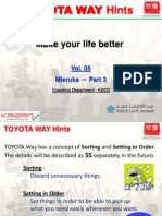 Toyota Way Kaizen Volume 6