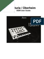 ISEM Owner Manual