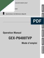 CRD3612_GEX-P6400TVP