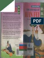 The Sayings of Han Fei Zi