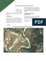3.-Reporte Del Banco de Arena y Grava