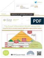 BIM Task Group Newsletter 42nd Edition