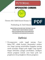 Decompensatio Cordis GALUH