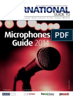 Microphones Guide 2014 Digital