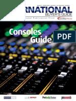 Consoles Guide 2015