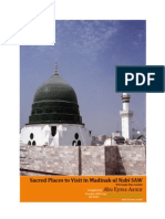 Sacred Places to Visit in Madinah ul Nabi SAW.docx