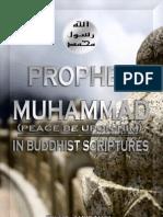 Prophet Muhammad in Buddhist Scriptures