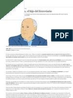 Amancio Ortega, El Hijo Del Ferroviario _ Economía _ EL MUNDO