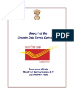 REPORT OF THE GDS COMMITTEE