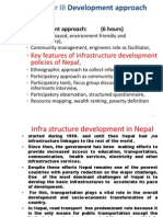 CH II Key Feature of Development Policies