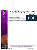 Answers in Genesis - (PDF) - Ken Ham - Origins 4 - Is the Big Bang a Good Scientific Theory