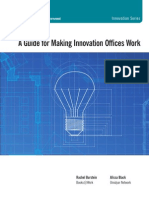 A Guide for Making Innovation Offices Work