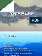 Slide Natural Law