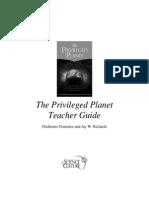 Intelligent Design - Guillermo Gonzalez - Jay Richards - The Privileged Planet Teacher Guide