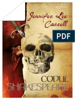 Carrell, Jennifer Lee - Codul Shakespeare (v.1.0)