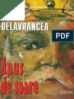 Delavrancea Barbu - Apus de soare (Aprecieri).pdf