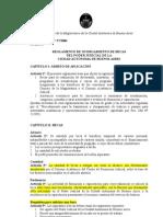 Reglamento de Otorgamiento de Becas Del CMCABA