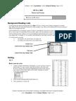 BTA3O1 – Productivity Software – Unit 2: