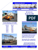 Weekly Email Ad 03 26 08