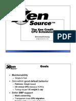 Xen cpu scheduler.pdf