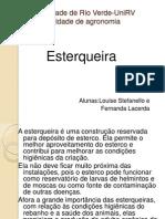 Slide Esterqueira