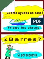 LABORES CASERAS