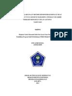 Kumpulan Contoh Proposal Skripsi D4 Kebidanan Kumpulan Contoh Skripsi Gunadarma