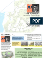 SITE PLANNING (analisis eksternal).pdf