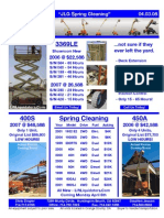 Weekly Email Ad 04 03 08