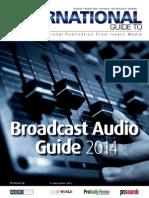 Broadcast Audio 2014