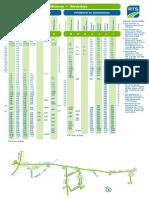 RTS Monroe Bus Schedule