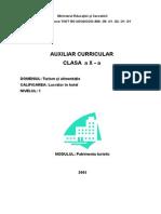 TURISMSIALIMENTATIEX PATRIMONIUL TURISTIC.doc