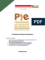 Programa a de Empresas (Pie)