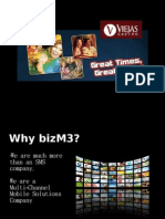 BizM3 Casino Powerpoint