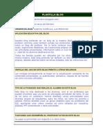 Plantilla Blog