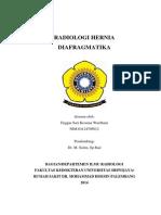 Referat Hernia Diafragmatika