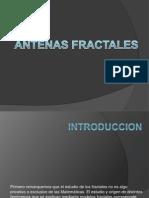 ANTENAS FRACTALES-EXPOSICIÓN