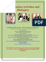 Conversation Activities and Dialogues