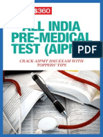 Crack AIPMT 2015 Exam With Toppers' Tips