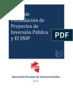 Presentación+SNIP