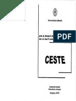 ceste - gradjevinski fakultet