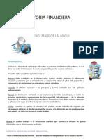 informe de auditoría