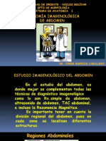 Imagenología de abdomen