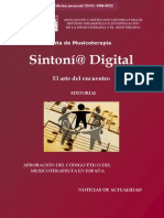 Sintoní@ Digital. El Arte Del Encuentro.noviEMBRE 2014
