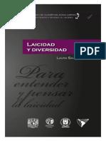 Colección Jorge Carpizo – IV – Laicidad y Diversidad – Laura Saldivia